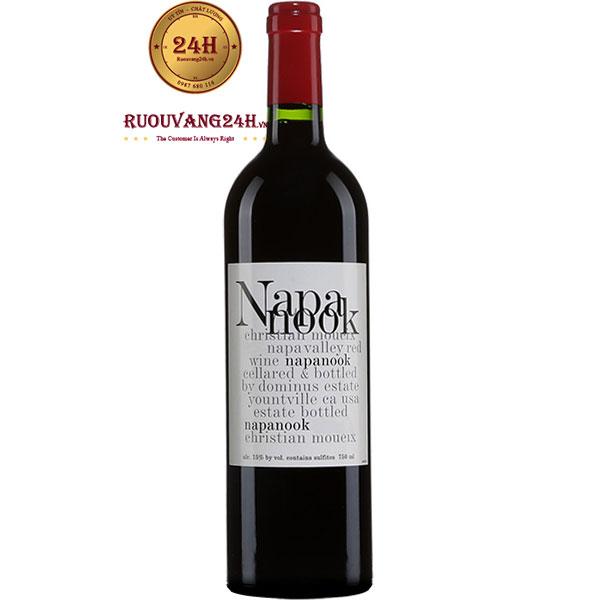 Rượu Vang Mỹ Napanook