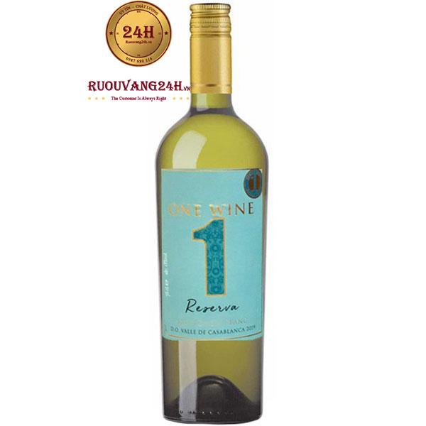 Rượu Vang One Wine Reserva Sauvignon Blanc