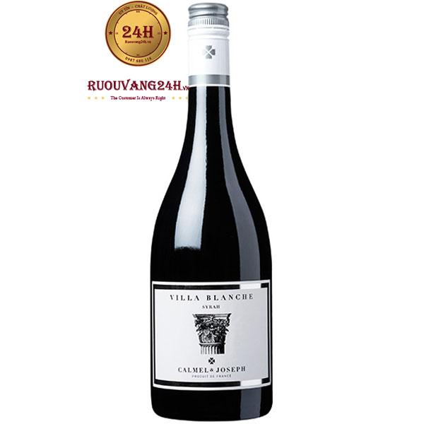 Rượu Vang Pháp Villa Blanche Syrah