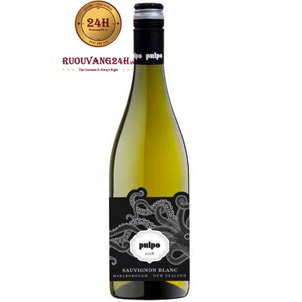 Rượu Vang Pulpo Sauvignon Blanc