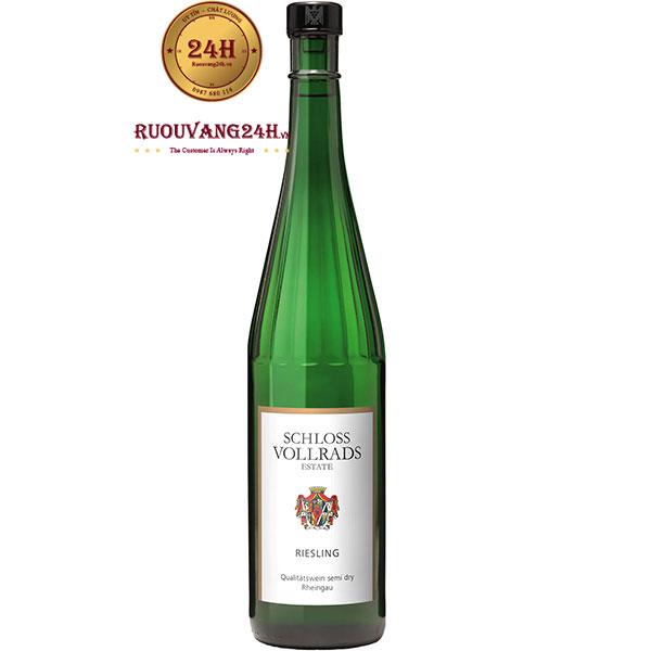 Rượu Vang Schloss Vollrads Estate Riesling