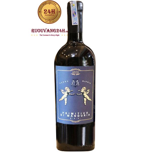 Rượu Vang Terra Matrix Primitivo Di Manduria
