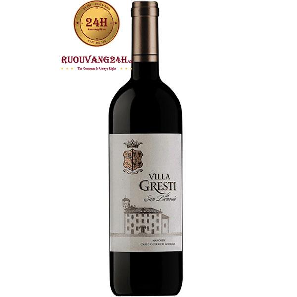 Rượu Vang Villa Gresti San Leonardo