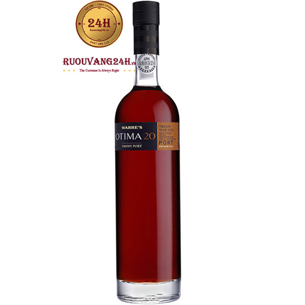 Rượu Vang Warre's Otima 20 Years Old Tawny Port