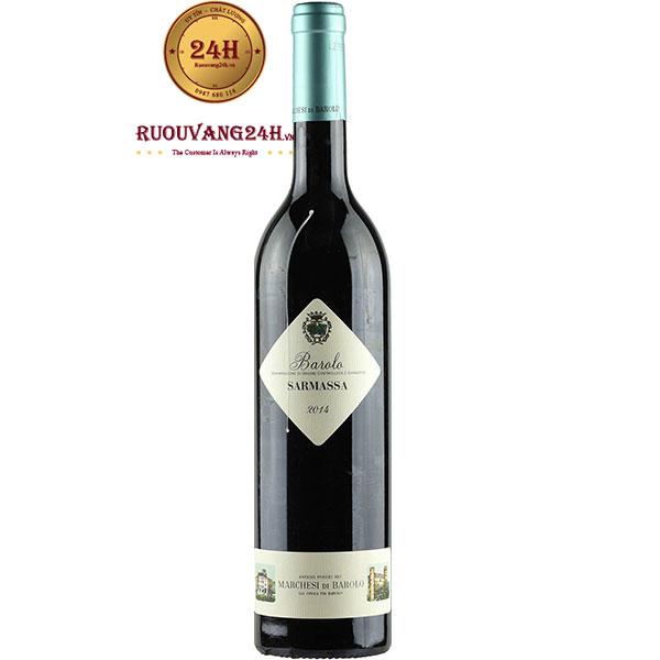 Rượu Vang Ý Marchesi Di Barolo Sarmassa