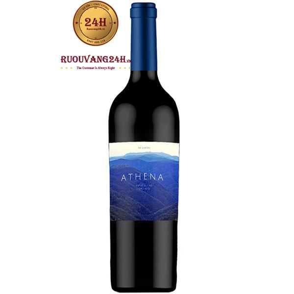 Rượu Vang Athena Mitologia