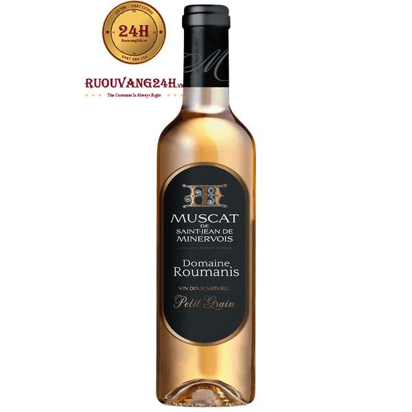Rượu Vang Domaine Les Roumanis Muscat De Saint Jean De Minervois