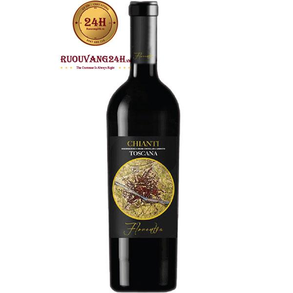Rượu Vang Florentina Chianti Toscana
