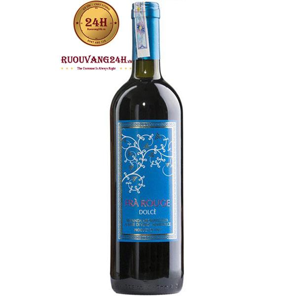 Rượu Vang Fra Rouge Dolce