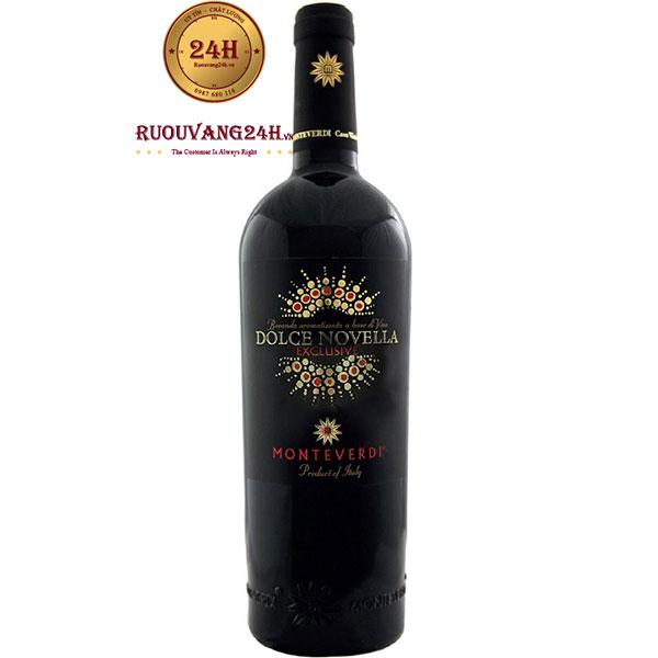 Rượu Vang Monteverdi Dolce Novella Exclusive