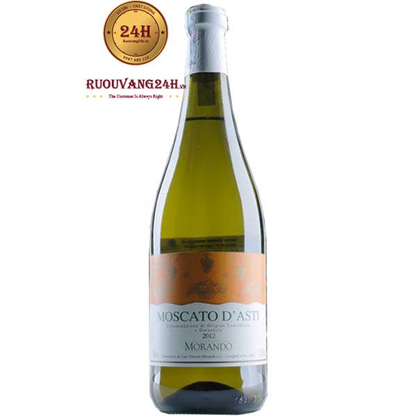 Rượu Vang Morando Moscato D'Asti