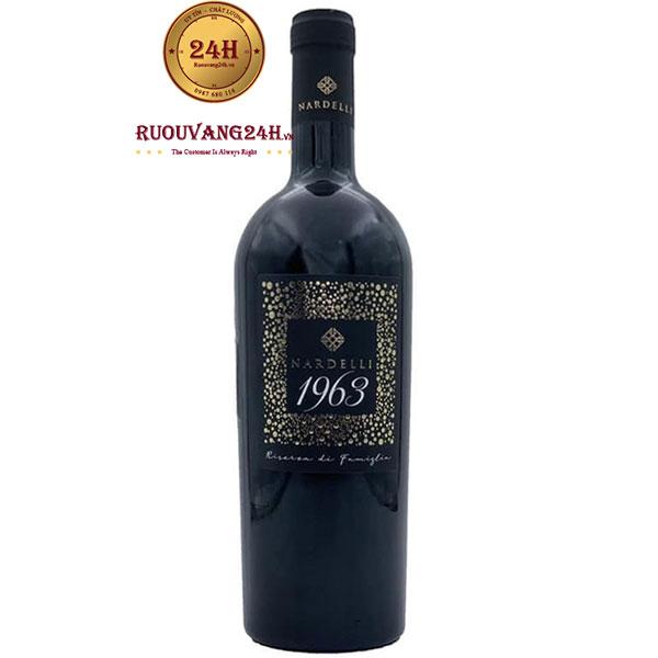 Rượu Vang Nardelli 1963