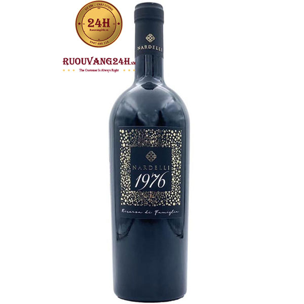 Rượu Vang Nardelli 1976