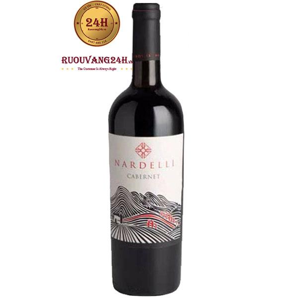 Rượu Vang Nardelli Cabernet D'Italia