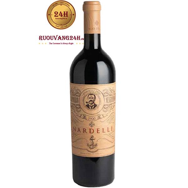 Rượu Vang Nardelli Negroamaro