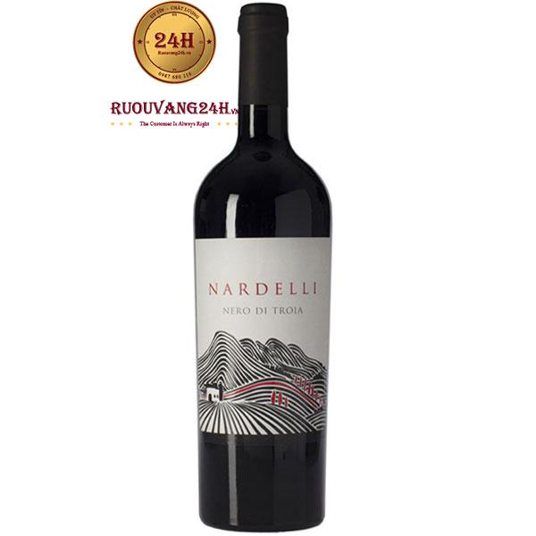 Rượu Vang Nardelli Nero Di Troia
