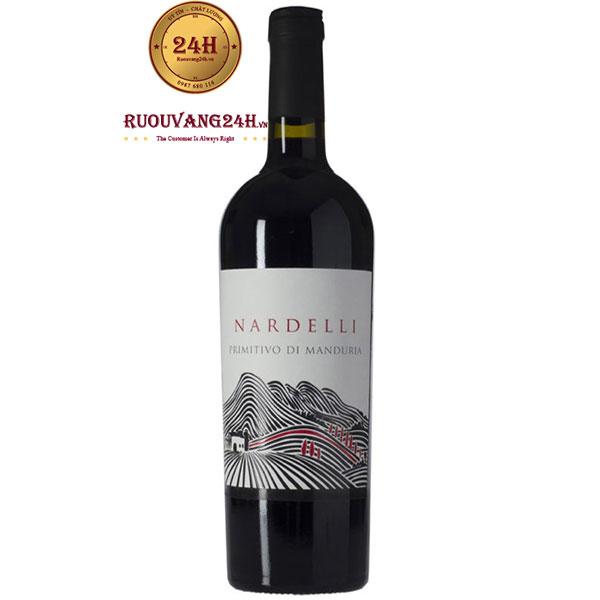 Rượu Vang Nardelli Primitivo Di Manduria
