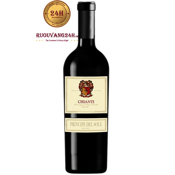 Rượu Vang Principe Del Sole Chianti