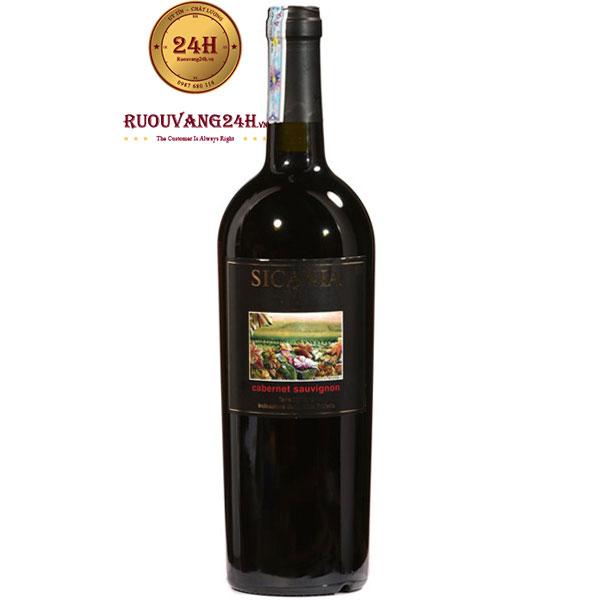 Rượu Vang Sicania Cabernet Sauvignon
