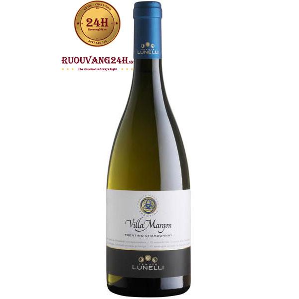 Rượu Vang Tenute Lunelli Villa Margon Trentino Chardonnay