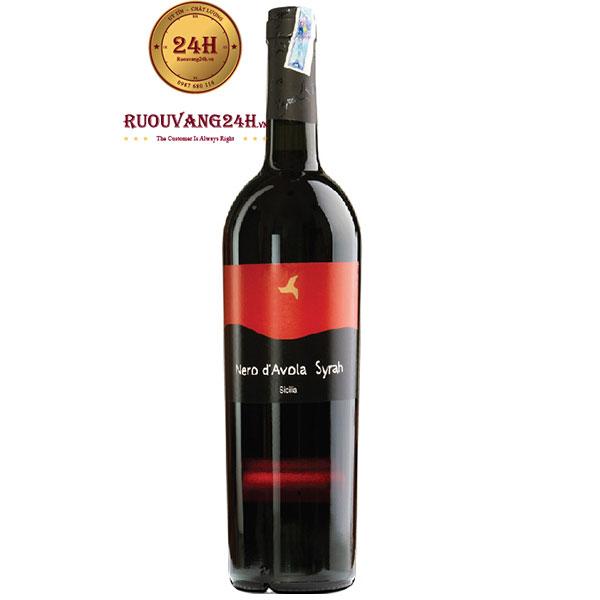 Rượu Vang Trinacria Nero D'avola – Syrah