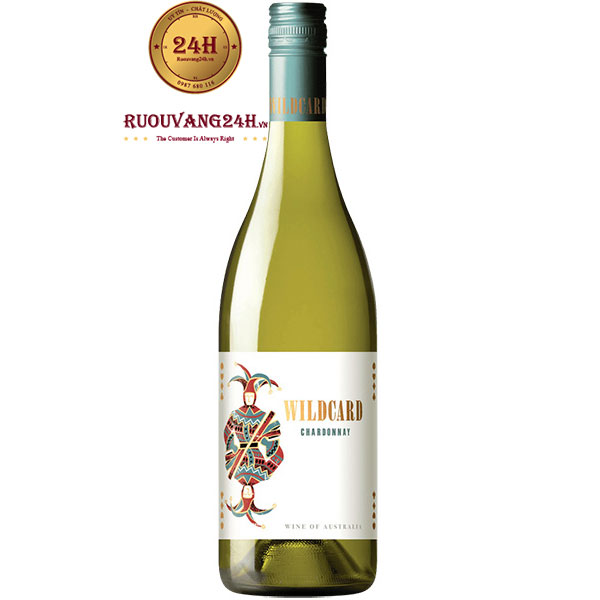 Rượu Vang ÚC Peter Lehmann Wildcard Chardonnay
