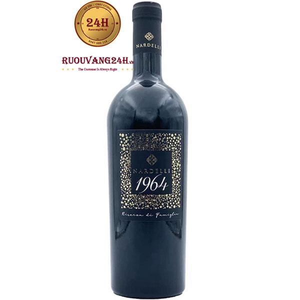 Rượu Vang Ý Nardelli 1964