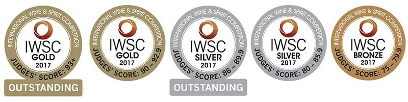 Giải thưởng rượu vang và rượu mạnh quốc tế ( International Wine & Spirits Competition – IWSC)