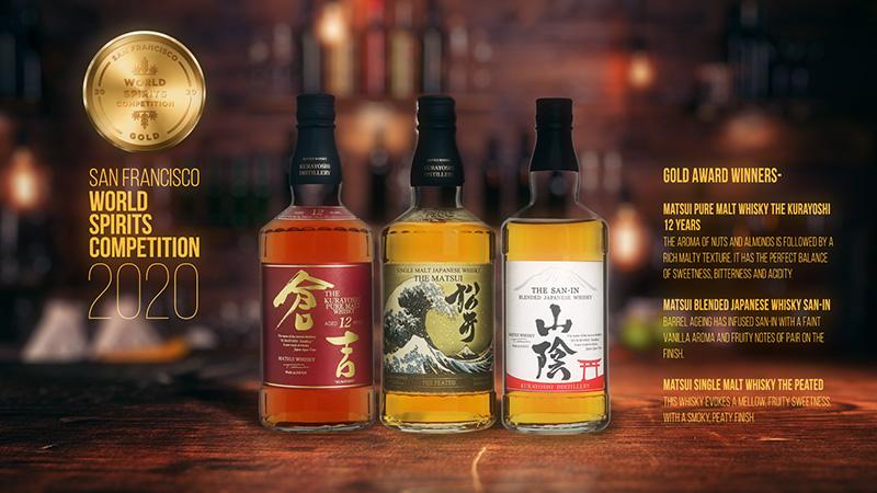 Giải thưởng San Francisco World Spirits Competition – SWSC
