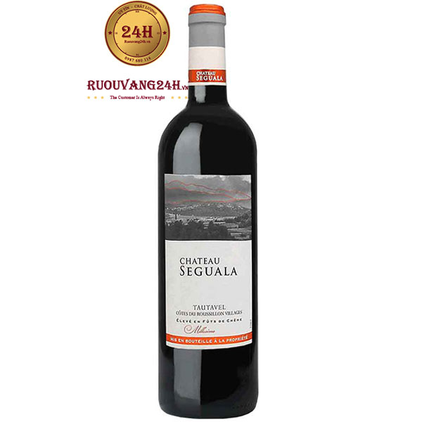 Rượu Vang Chateau Seguala Tautavel