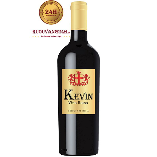 Rượu Vang Kevin Vino Rosso D'Italia