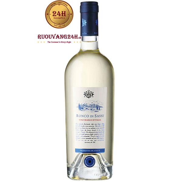 Rượu Vang Ronco Di Sassi Bianco 97 Điểm